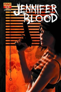 Jennifer Blood #16