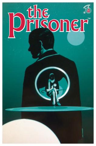 The Prisoner #4 (Lorimer Cover)