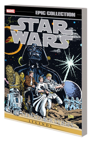 Star Wars Legends Vol. 1: The Newspaper Strips