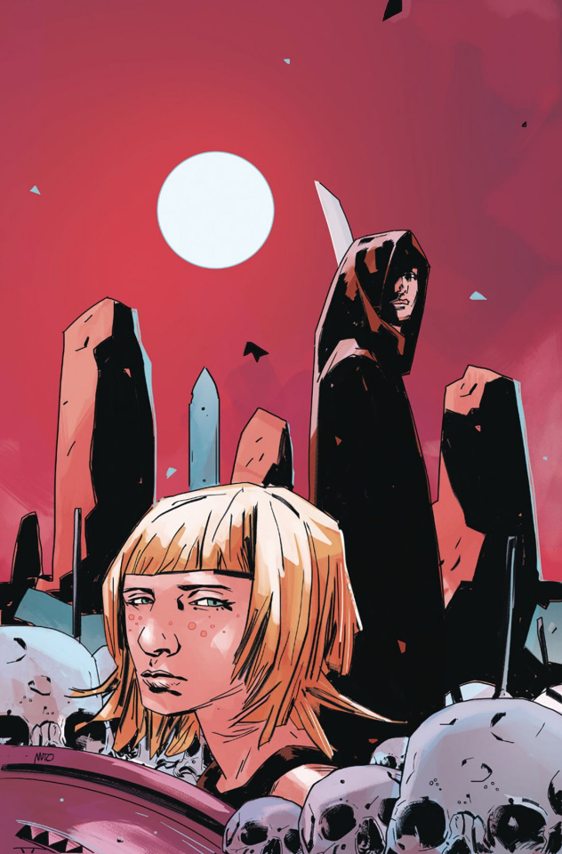 Clankillers #1 (Fuso Cover)