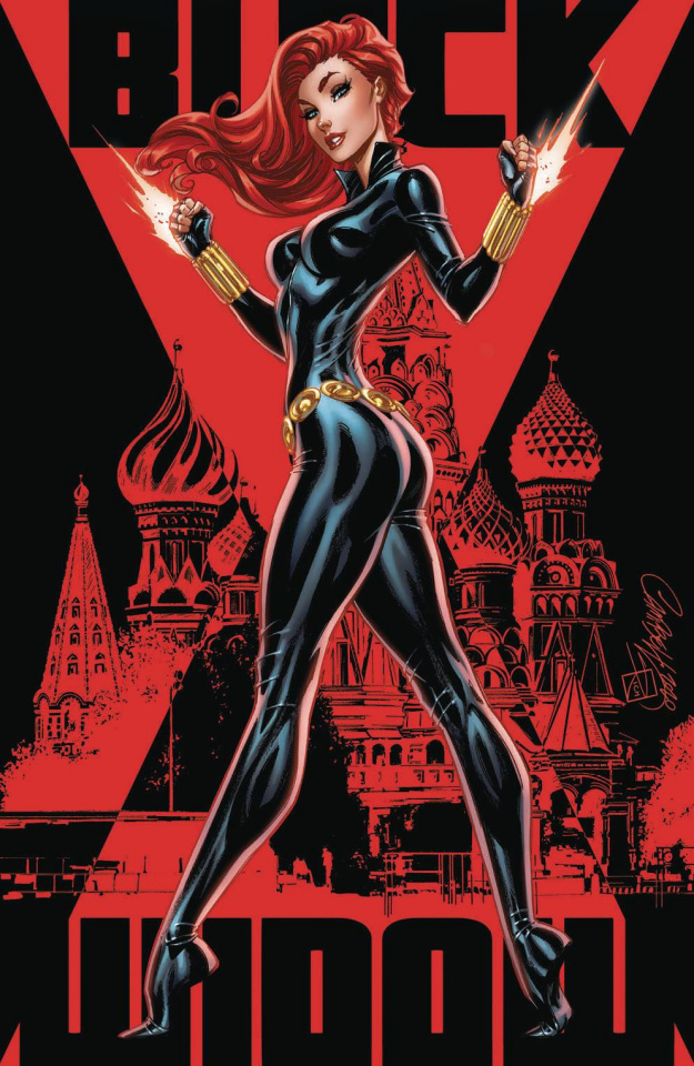 Black Widow #1 (Campbell Virgin Cover)