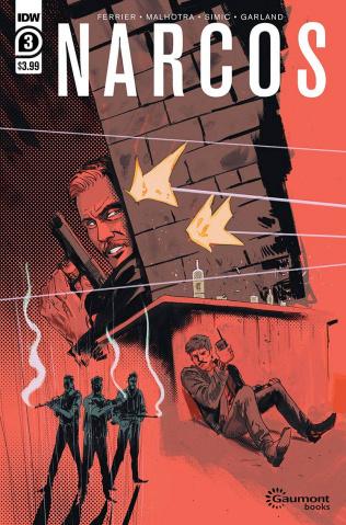 Narcos #3 (Malhotra Cover)