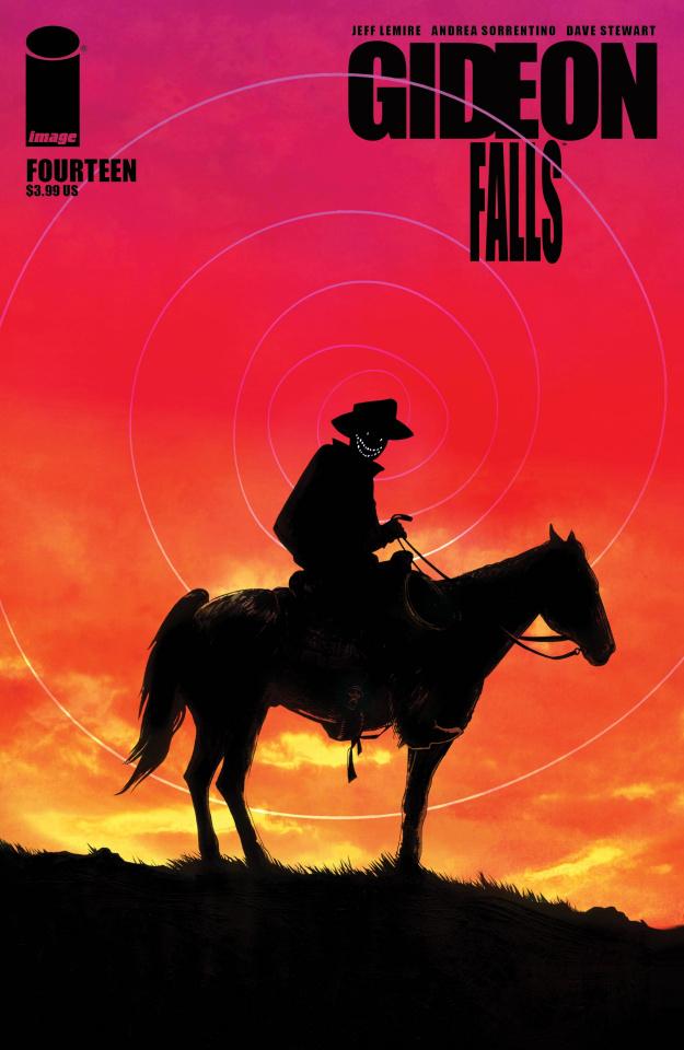Gideon Falls #14 (Fish Cover)