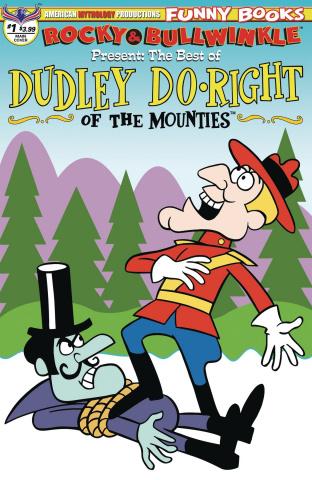 Rocky & Bullwinkle: The Best of Dudley Doright #1