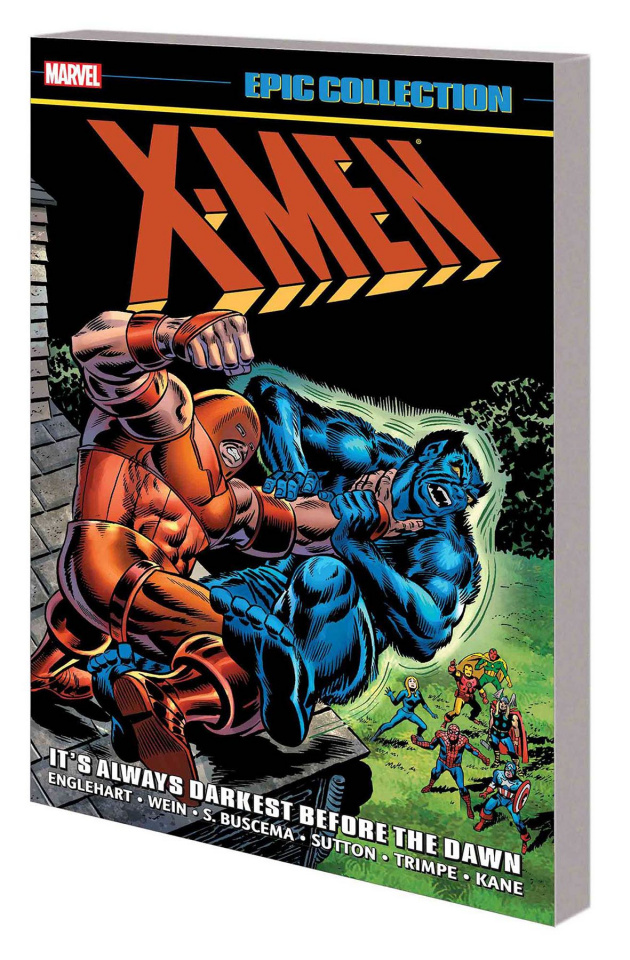 X-Men: It's Always Darkest Before the Dawn (Epic Collection)