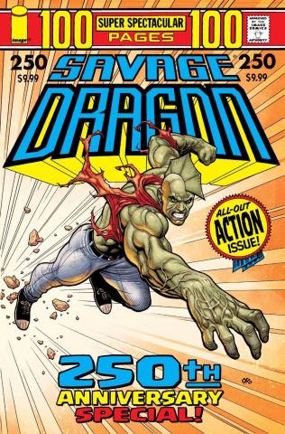 Savage Dragon #250 (Cho Cover)