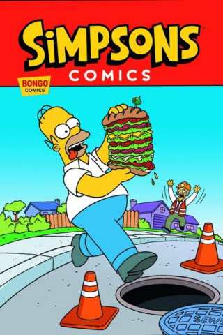 Simpsons Comics #190