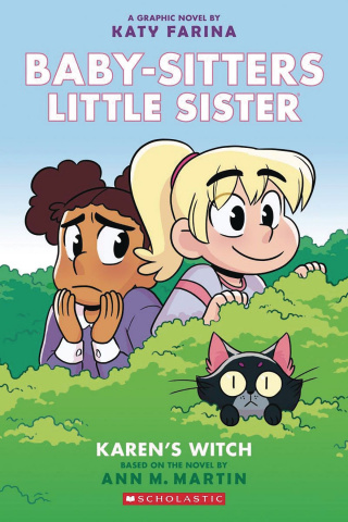 Baby-Sitters Little Sister Vol. 1: Karen's Witch