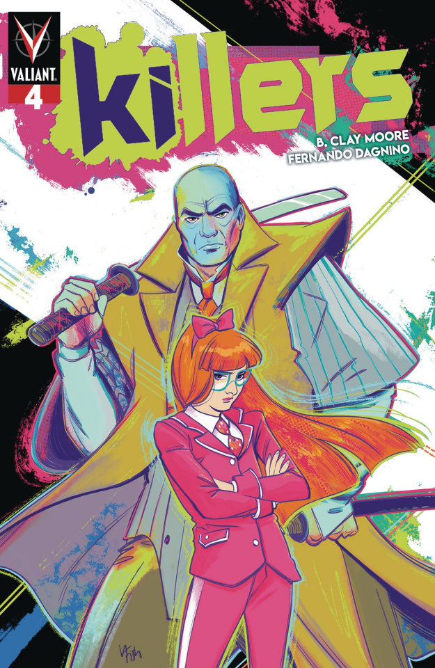 Killers #4 (Fish Cover)