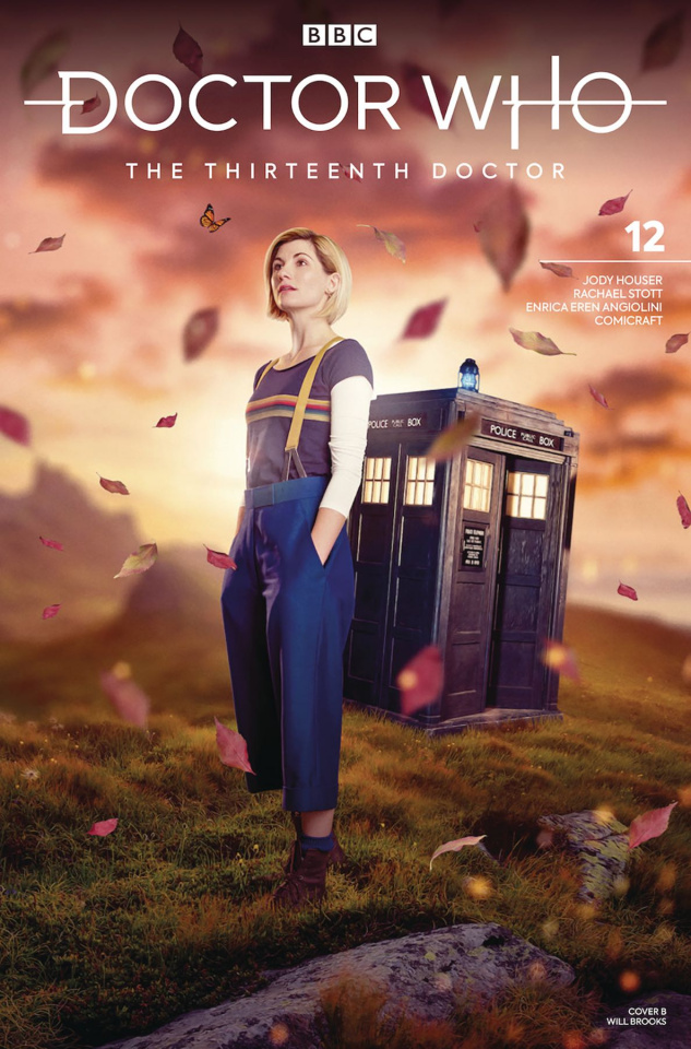 Doctor Who: The Thirteenth Doctor #12 (Photo Cover)