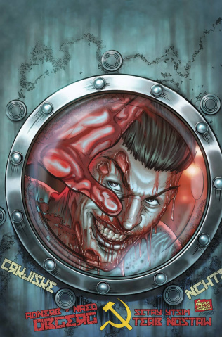Grimm Fairy Tales: Grimm Tales of Terror #4 (Watson Cover)