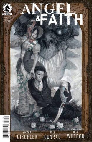 Angel and Faith, Season 10 #22