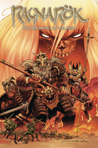 Ragnarök Vol. 3: The Breaking of Helheim