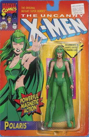 X-Men Legends #5 (Christopher Action Figure Cover)
