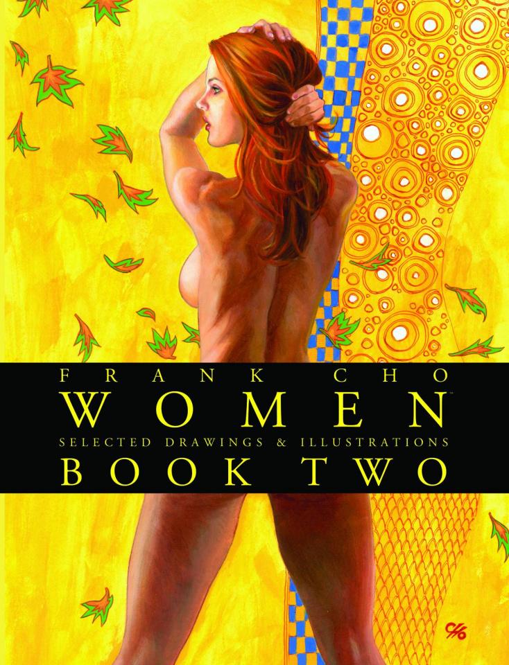 Frank Cho: Women, Drawings & Illustrations Vol. 2