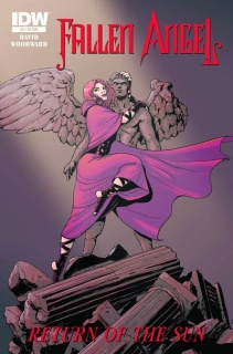 Fallen Angel: Return of the Son #2