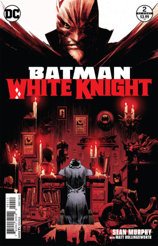 Batman: White Knight #2 (2nd Printing)