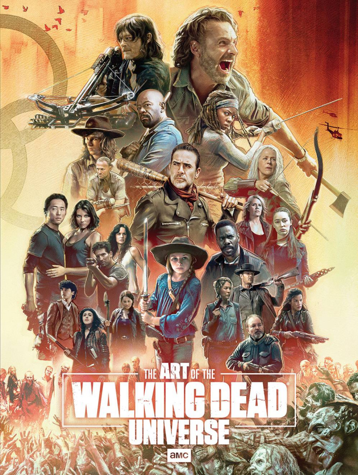 The Art of the Walking Dead Universe