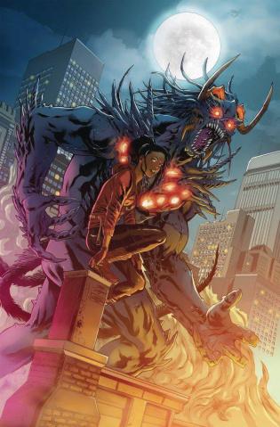 The Devil's Dominion #1 (Incentive Cover)