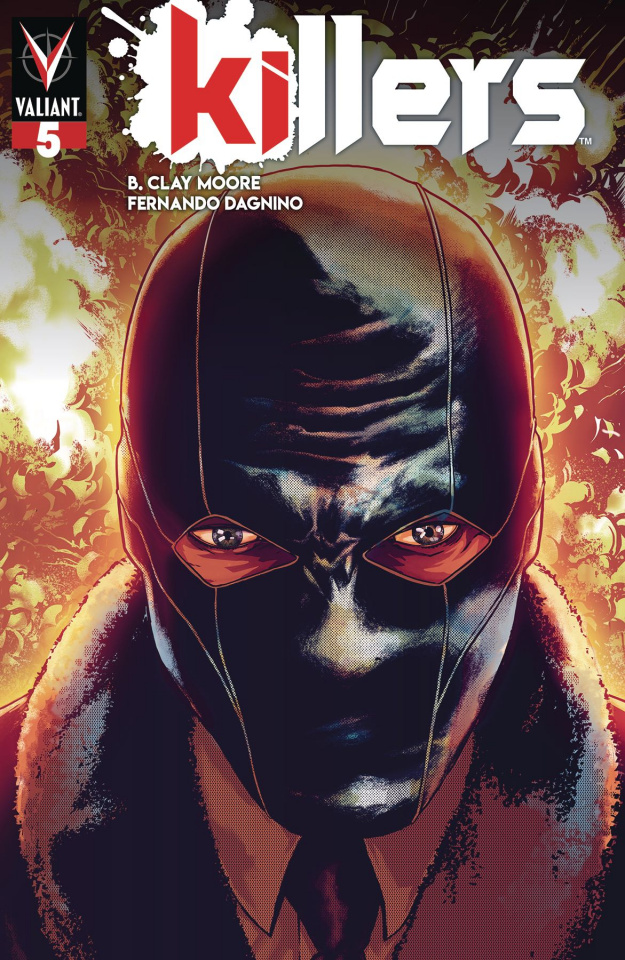 Killers #5 (Masters Cover)