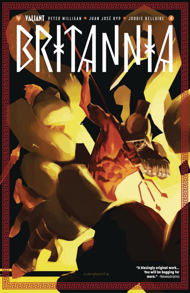Britannia #4 (2nd Printing)