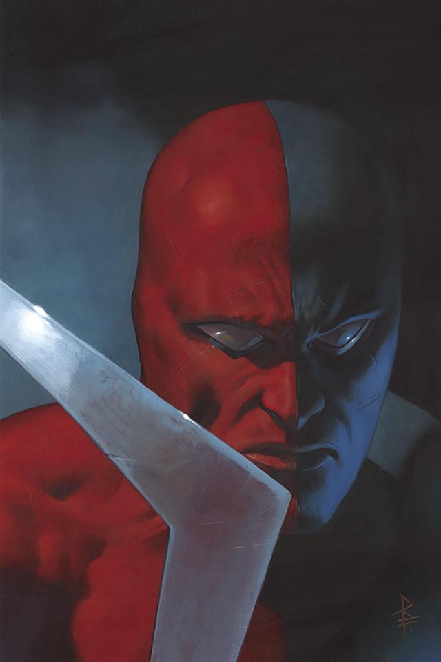 The Death-Defying Devil #5 (30 Copy Henderson Virgin Cover)