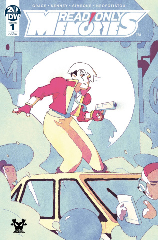 Read Only Memories #1 (10 Copy Smart Cover)