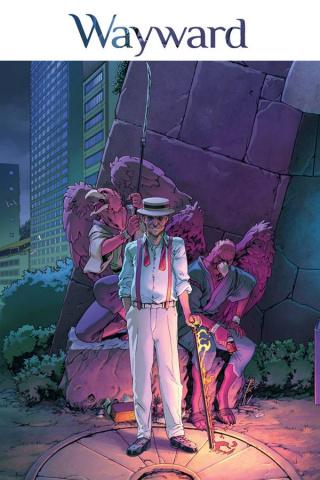 Wayward #11 (Cummings & Bonvillain Cover)