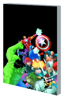 Marvel Universe Avengers: Earth's Mightiest Heroes Vol. 2