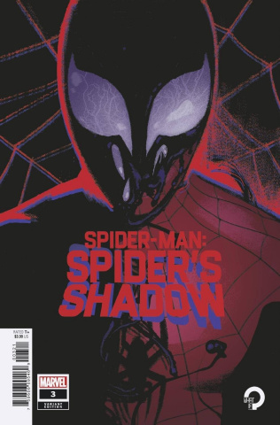 Spider-Man: Spider's Shadow #3 (Smallwood Cover)