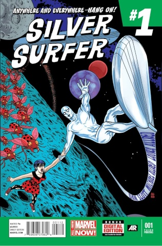 Silver Surfer #1 (3rd Printing)