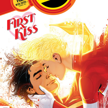 The Legion of Super Heroes #10 (Ryan Sook Cover)