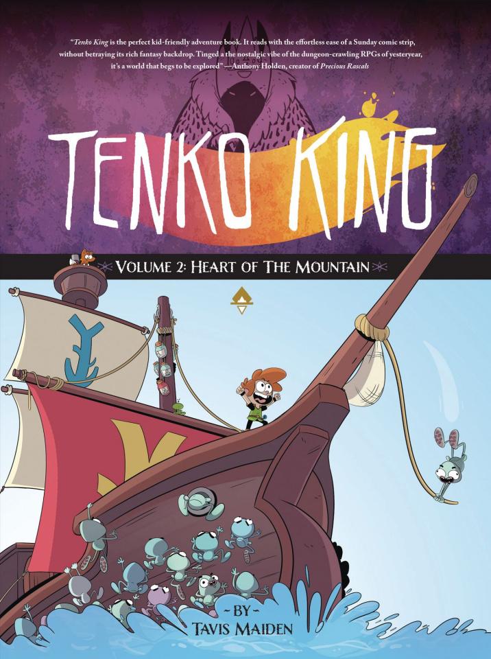 Tenko King Vol. 2: Heart of the Mountain