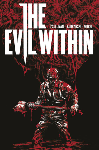 The Evil Within #1 (Olimpieri Cover)