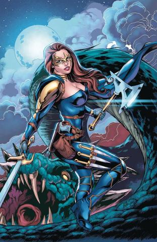 Belle: Beast Hunter #2 (Otero Cover)