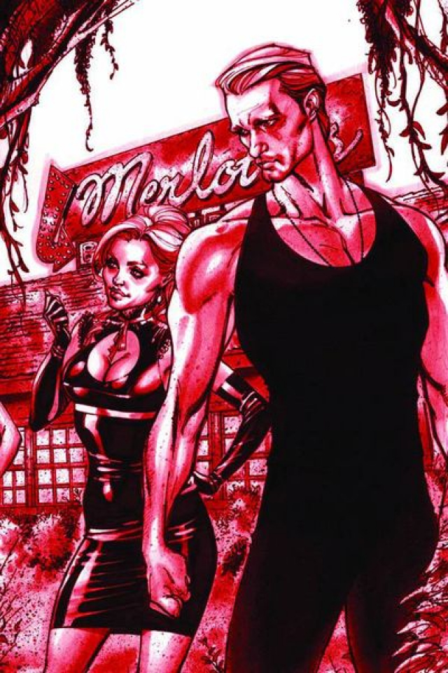 True Blood: Tainted Love #3 (Dynamic Forces)