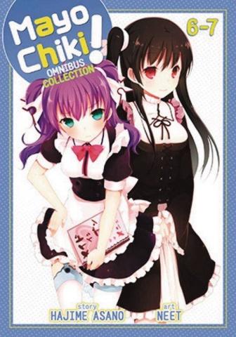 Mayo Chiki! Vol. 3 (Omnibus)