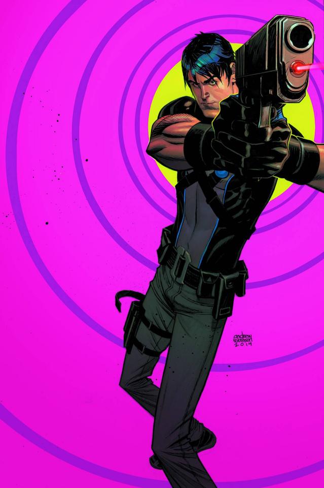 Grayson Vol. 1: Agents of Spryal