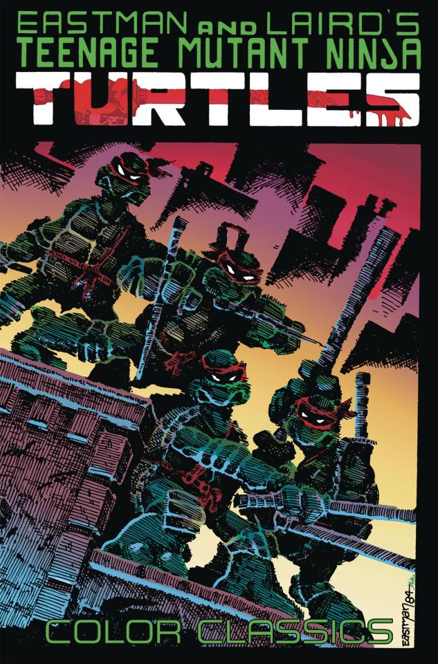 Teenage Mutant Ninja Turtles: Color Classics Vol. 1