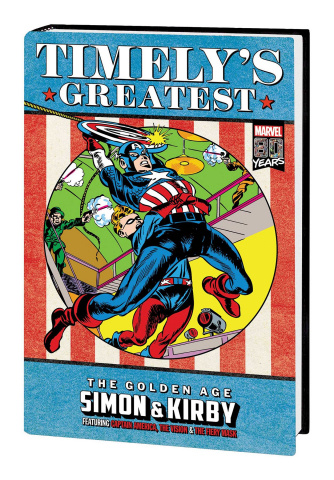 Timely's Greatest: The Golden Age - Simon & Kirby (Omnibus)