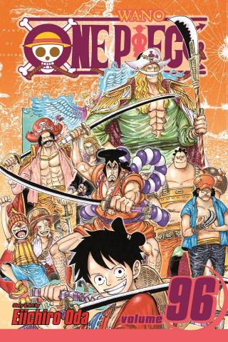 One Piece Vol. 96