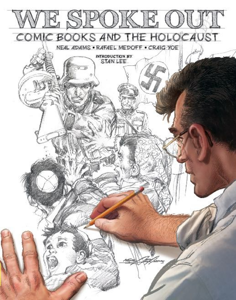 We Spoke Out: Comic Books and The Holocaust