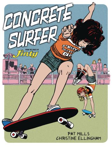 Concrete Surfer