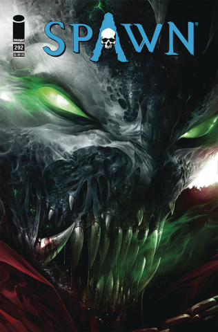 Spawn #292 (Mattina Cover)