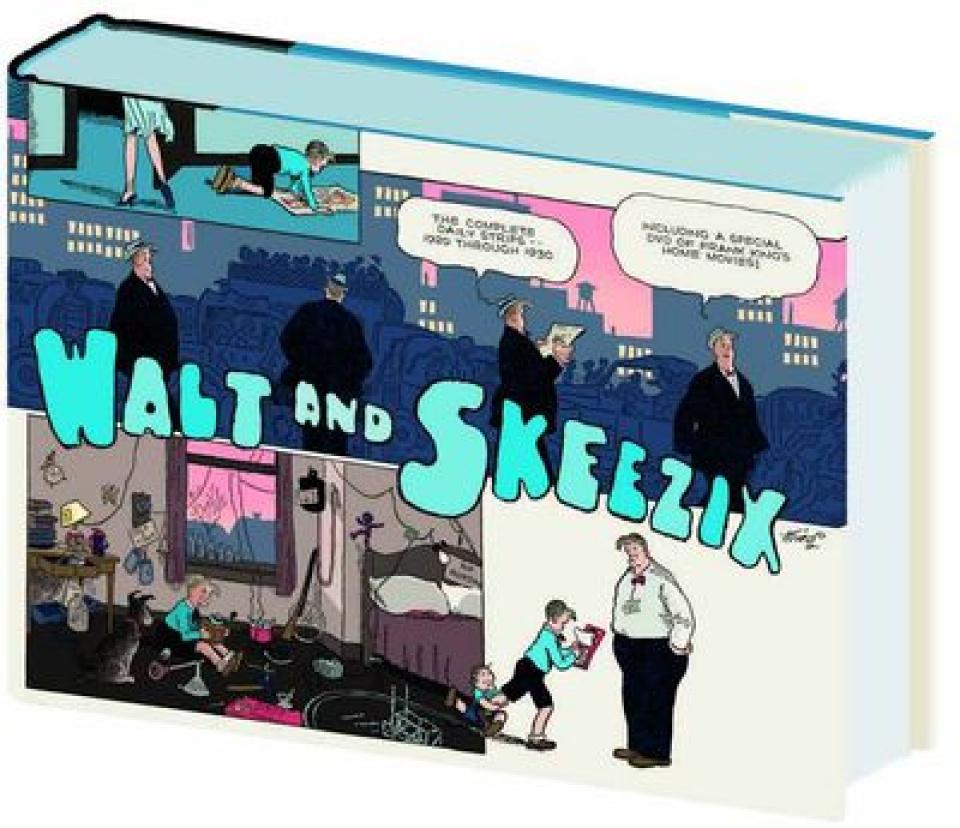 Walt and Skeezix Vol. 5: 1929-1930
