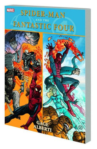 Spider-Man & The Fantastic Four