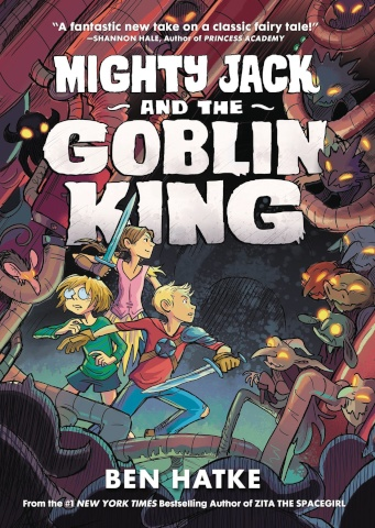 Mighty Jack Vol. 2: The Goblin King