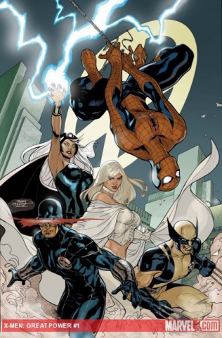 X-Men: With Great Power #1