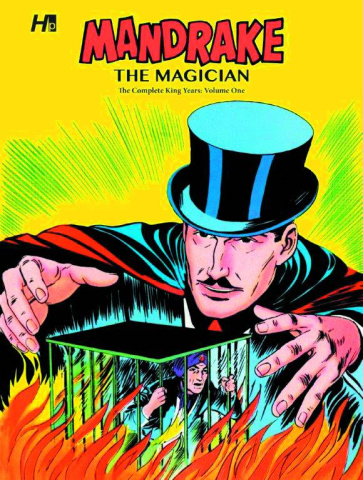 Mandrake: The Magician - The Complete King Years Vol. 1