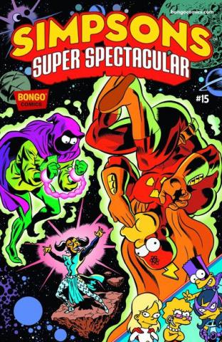 Simpsons Super Spectacular #15
